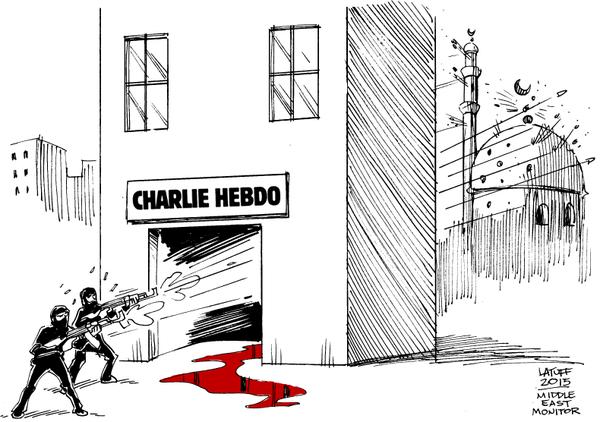 Charlie Hebdo, o trigo e o joio