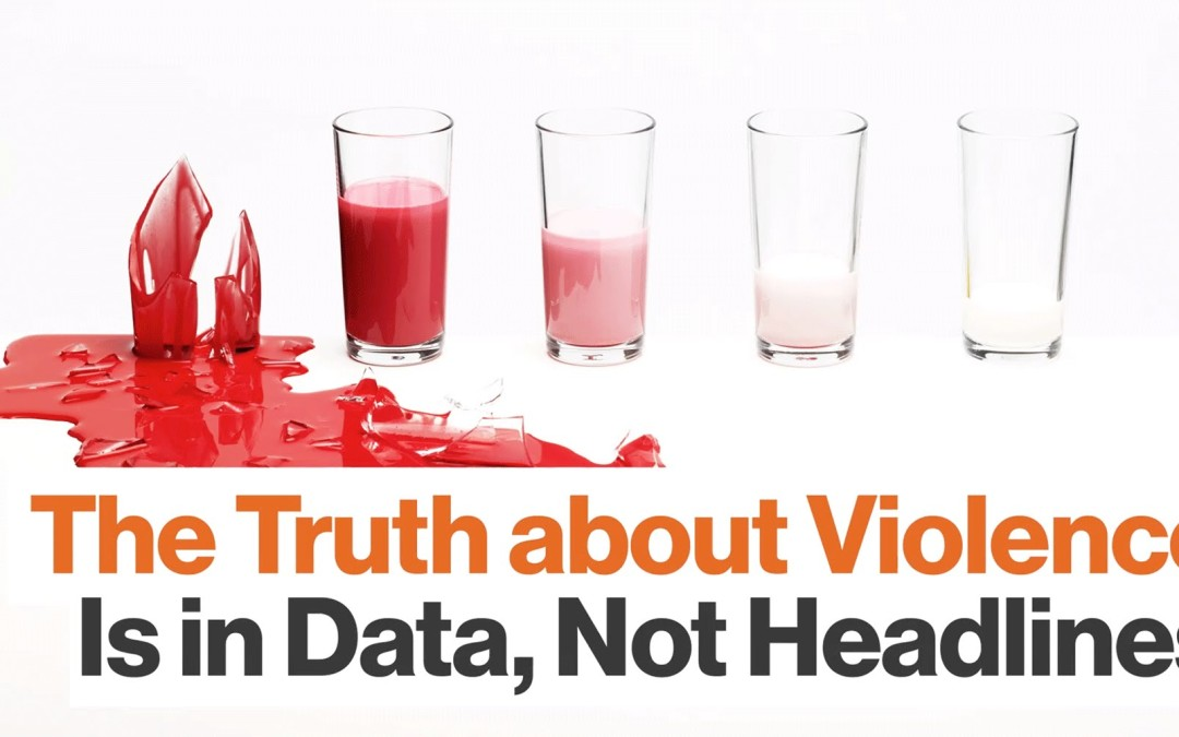 Steven Pinker: Violence Trends Are Understood by Analyzing Data, Not Reading Headlines – YouTube