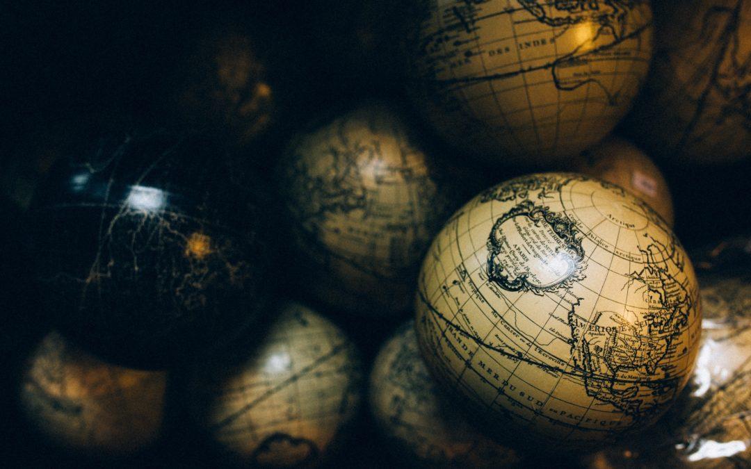 Exercício de estudo geopolítico Brasil/Mundo