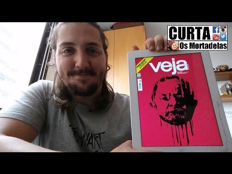 A CAPA DO LULA NA VEJA – YouTube