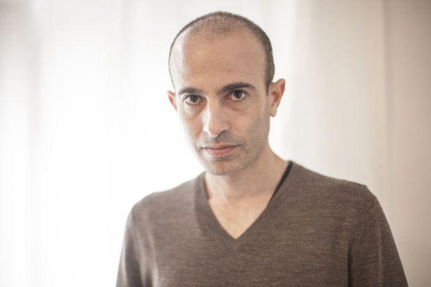 Sobre entrevista Yuval e Homem Deus para a Folha