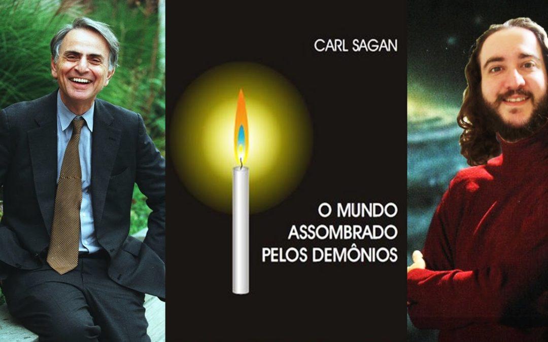 Por Que Carl Sagan é Insubstituível | O Mundo Assombrado Pelos Demônios #00