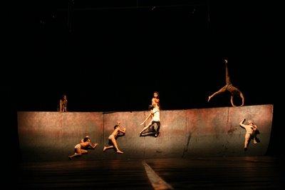 Panorama de Dança Contemporânea 2008 – RJ