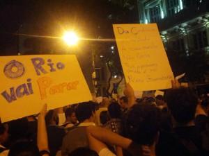 Protesto Brasil e a revolução de 7 bilhões