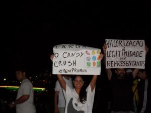 Sai do Candycrush