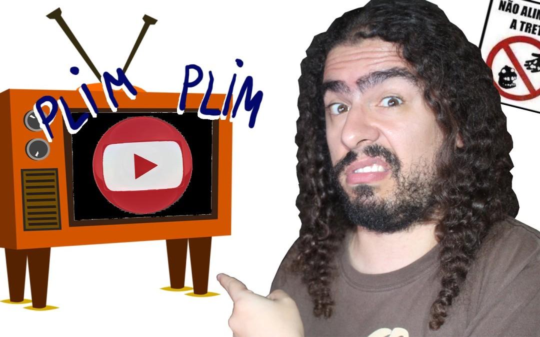 """Tretas, fofocas e a """"TVlização"""" do Youtube (#Pirula 129) – YouTube"""