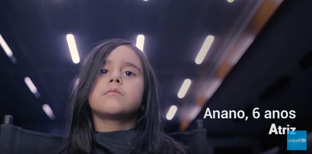 O que você faz ao ver uma criança abandonada?