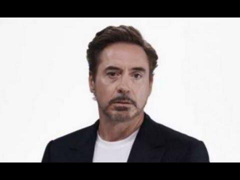 Downey Jr. e muitos outros atores pelo voto e contra o Trump