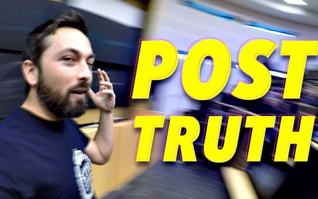 Post-Truth: Why Facts Don't Matter Anymore – YouTube
