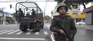 G1 – PM segue parada no ES e secretário diz que negociação 'perde sentido' – notícias em Espírito Santo