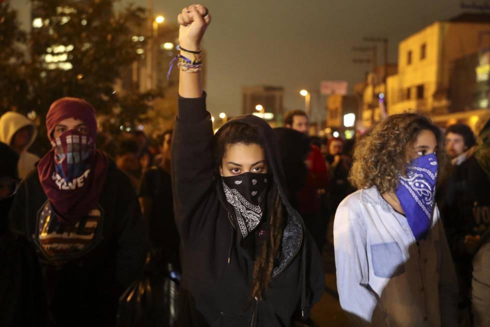Black Blocs, os corpos e as coisas | Opinião | EL PAÍS Brasil