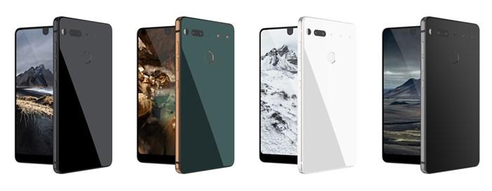 Essential, o celular de um dos pais do Android – 2017