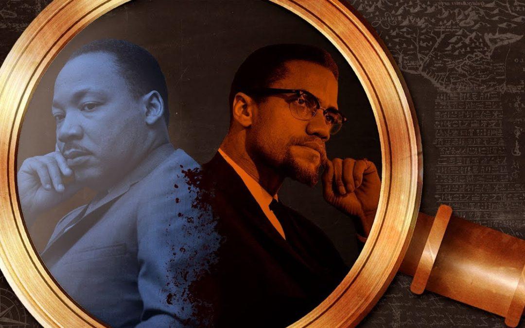 Martin Luther King e Malcolm X | Nerdologia