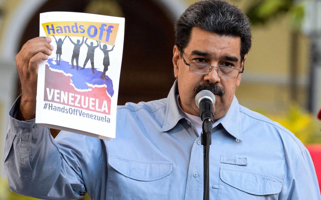 Em carta aos EUA, Maduro compara Venezuela a Iraque e Vietnã – 08/02/2019 – Mundo – Folha
