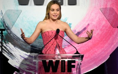 Watch Brie Larson's Speech Calling for More Critics of Color