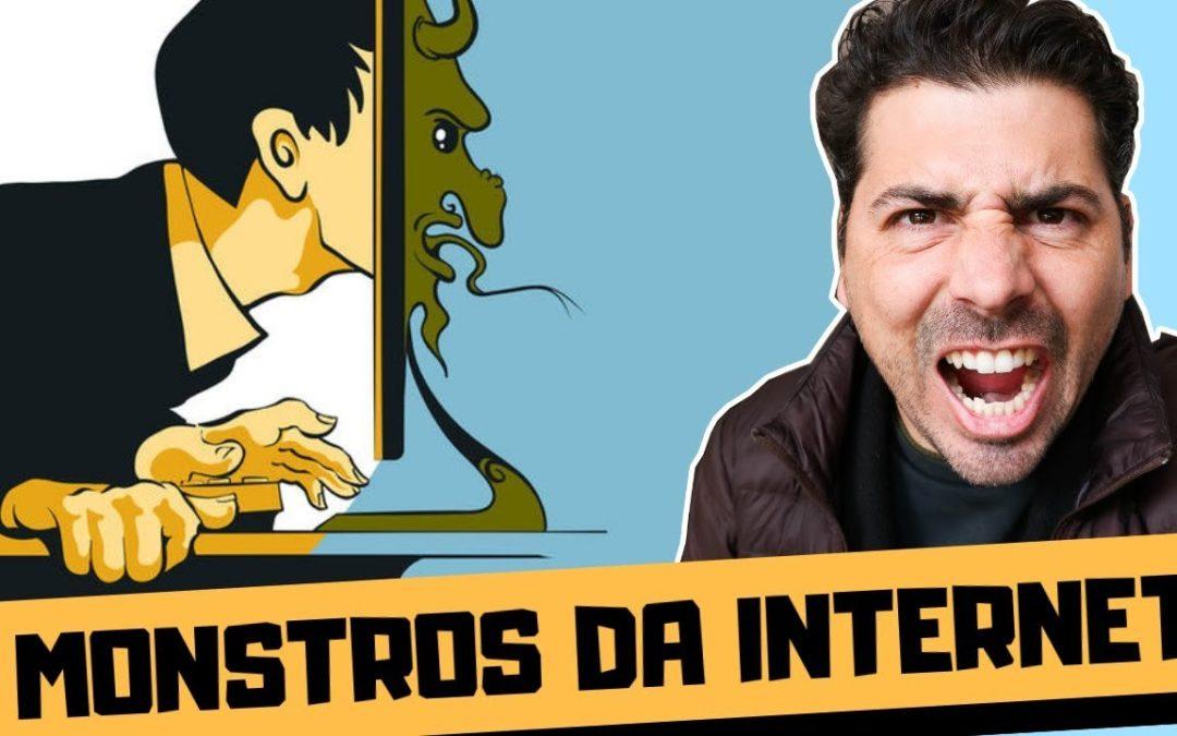 TRETA CONTRA MONSTROS DA INTERNET