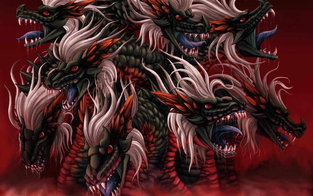 As mil cabeças da Hidra que derruba a esquerda