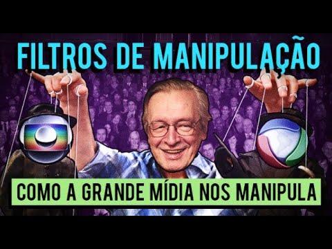 5 Filtros de Manipulação: Como a mídia distorce notícias e o Olavismo aproveita?