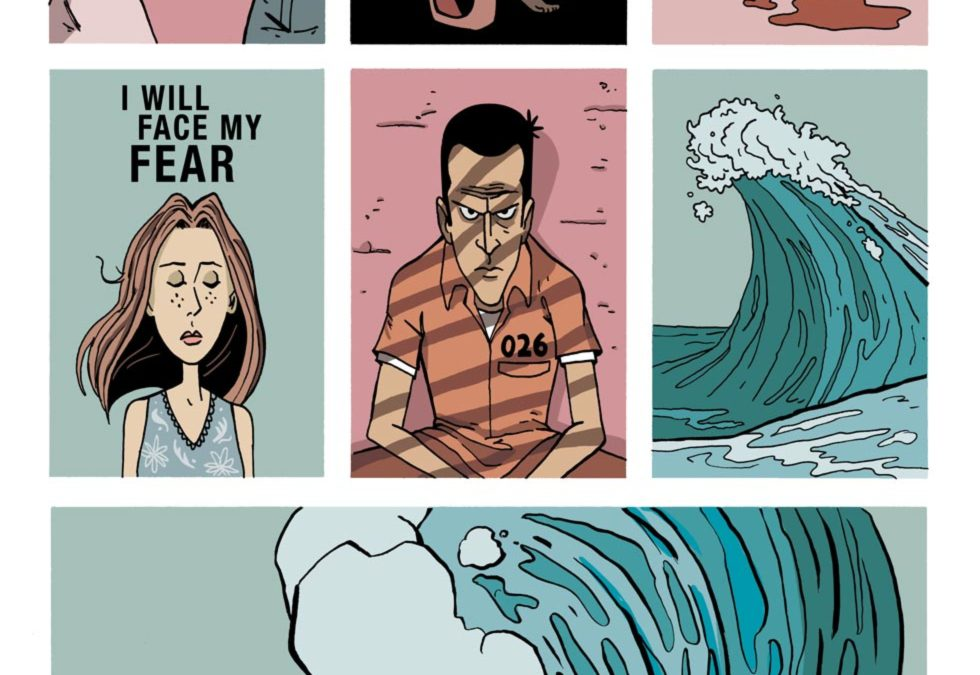 ZEN PENCILS » 17. FRANK HERBERT: Litany against fear